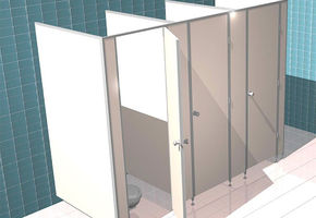 Sanitary Partitions