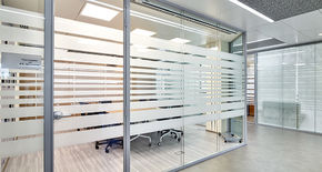 Photo Glass doors SLIM