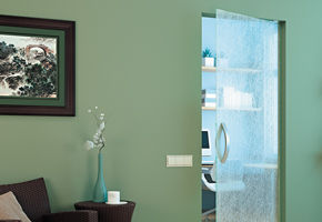 Фото CRYSTAL all-glass door