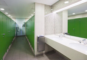 Фото Sanitary partitions
