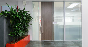 Photo Sound-proof partitions NAYADA-Twin