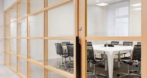 Photo Wooden partitions NAYADA-Regina