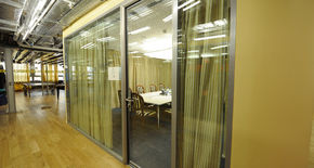 Photo Glass doors Intero