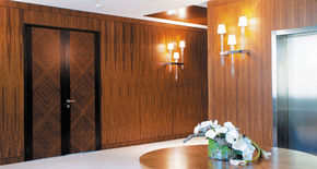 Photo Partitions made of precious wood NAYADA-Regina Line