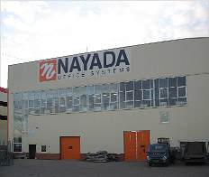 Photo NAYADA starts its own production-logistic complex.