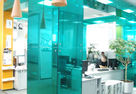 New Projects: Kaspersky Lab company office