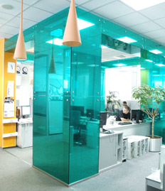 Photo New Projects: Kaspersky Lab company office