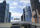 NAYADA: Mall of Russia projects in Moscow City