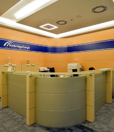 Photo NAYADA has accomplished works on decoration of Volga-Dnepr Group of Companies' office