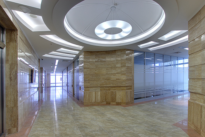 Photo NAYADA Project for the Bank Center Credit in Kazakhstan