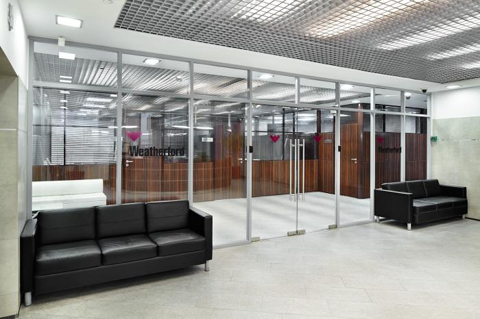 Photo Space for the successful meetings of the Weatherford Company by NAYADA