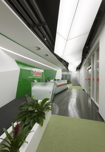 Photo Office as the engine of the company: NAYADA project for Castrol