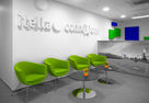 Itella Connexion office by NAYADA: European functionality and Russian hospitality