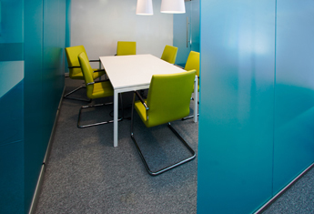Photo Itella Connexion office by NAYADA: European functionality and Russian hospitality