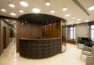 Office interior in the style of a cruise ship: NAYADA's project for the Russian Mortgage Bank