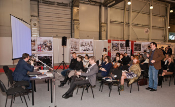 Photo Are there any trends in the design of office spaces: NAYADA about the master class given by Nikolay Milovidov