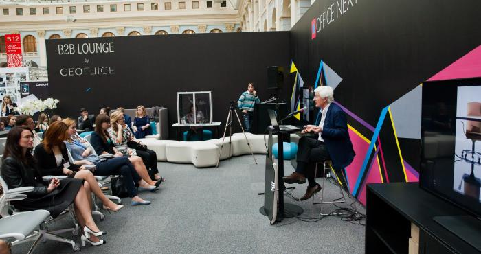 Photo Symbolism and significance in the world of furniture in terms of space design: NAYADA organized a master class by