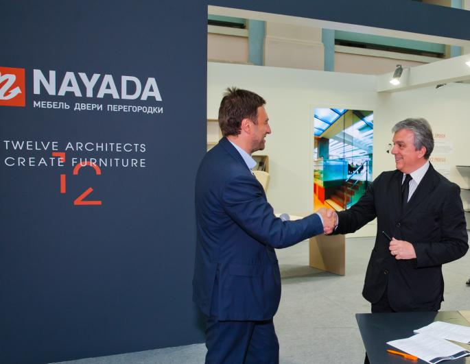 "Photo Marco Piva Joins the NAYADA ""12 Architects Create Furniture"" Project"