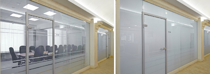 Photo Modern solutions for classical shapes: NAYADA office project for the IT-company 1C