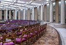 NAYADA-Hufcor Acoustic sliding partitions at the Bolshoi Theater