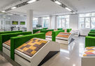 New approach to working on specialized office spaces: NAYADA created a new office for the Bettex Company