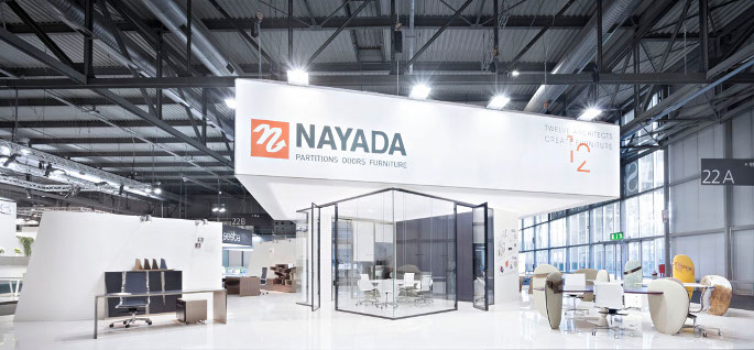 Photo NAYADA will present new products at Salone Internazionale del Mobile 2015