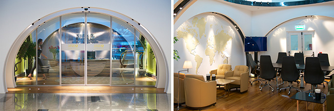 Photo NAYADA creates CIP Lounge for Turkish Airlines in Vnukovo