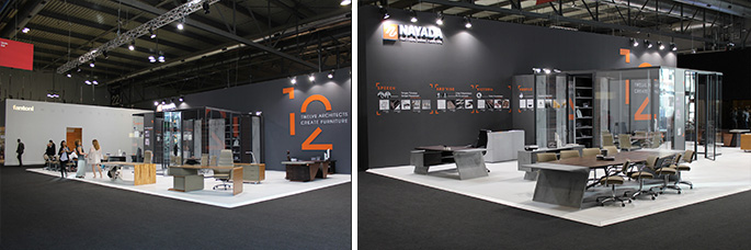 Photo Russia was represented by NAYADA at the I Saloni 2015