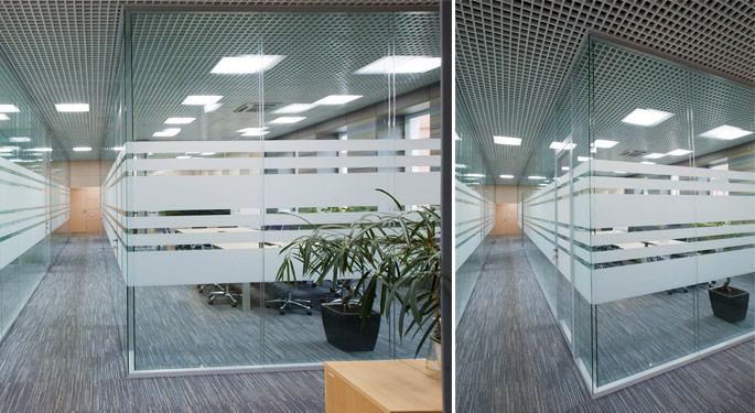 Photo Cooperation between manufacturer and customer: NAYADA Company's office project for TechnoNikol