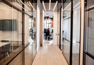 NAYADA for a loft office in a historic building of St. Petersburg