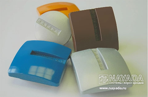 Photo New possibilities of NAYADA mobile partitions.