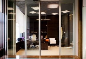 A new innovation in space management: NAYADA-Hufcor MoViSTA sliding partitions