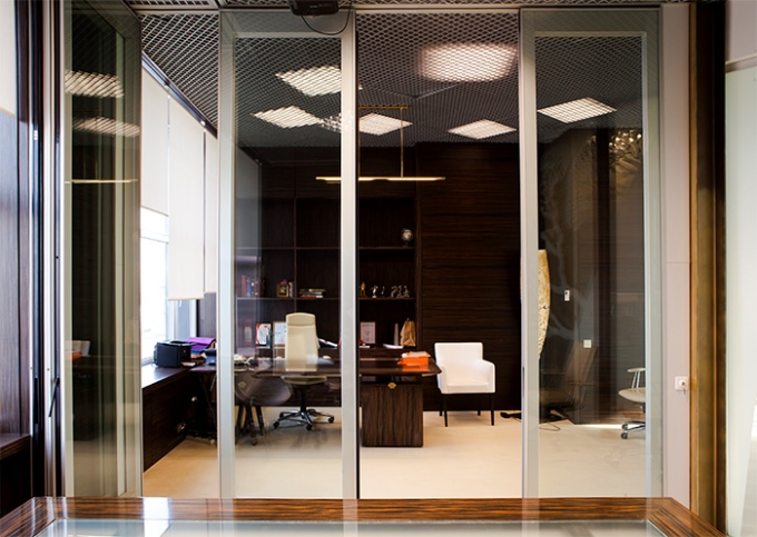 Photo A new innovation in space management: NAYADA-Hufcor MoViSTA sliding partitions