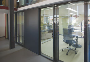 NAYADA presents the new Intero-400 partition system