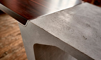 Photo A new addition to NAYADA's 12 Architects Create Furniture – the PIGRECO Lightweight Concrete Collection