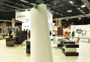 The results of ORGATEC-2012: NAYADА receives a high appraisal of professional community