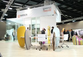 First hours at ORGATEC: guests express interest