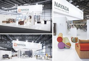 "Results of I Saloni 2013: NAYADA – ""Designs of the Future"" in office spaces"