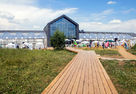 The Yasno Pole Ecopark held the Second All-Russia Festival of Green Architecture and Ecological Lifestyle – the Eko_tektonika 2016