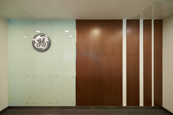Photo NAYADA created the General Electric office in Kazakhstan