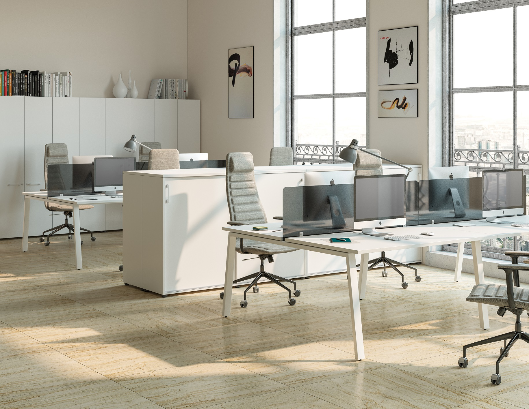 Photo The ergonomics of space: NAYADA presents the LAVORO 3.0
