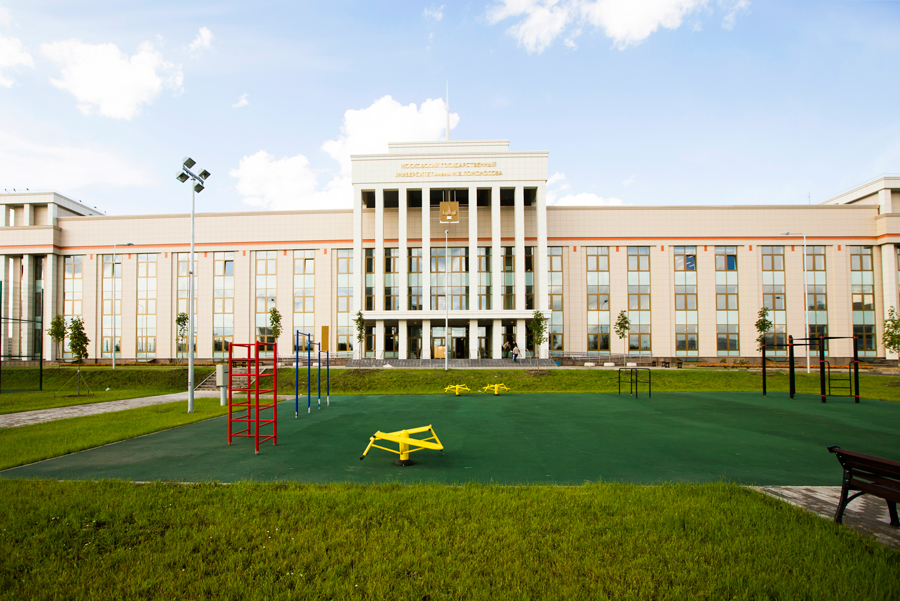 Photo NAYADA participated in the creation of boarding school for the Lomonosov Moscow State University for intellectually gifted children