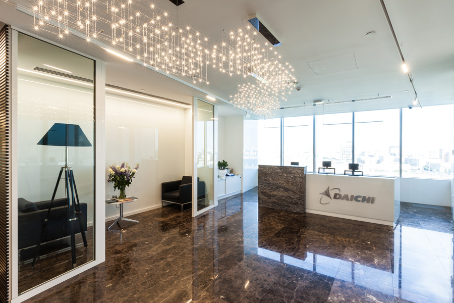 Photo Modern business classic designs in meeting rooms: NAYADA for the Daichi Office
