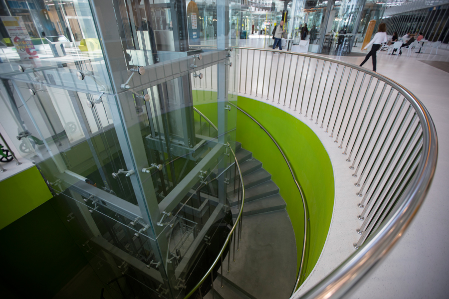Photo Innovative and creative space: a notable project by NAYADA for Skolkovo Technopark