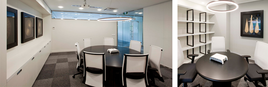 Photo European versatility: NAYADA creates the office for ED&F Man, a brokerage company
