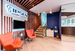 Innovation for patient care: NAYADA for Ipsen Farma office