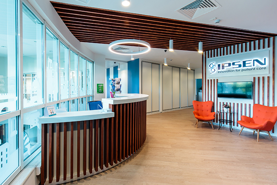 Photo Innovation for patient care: NAYADA for Ipsen Farma office