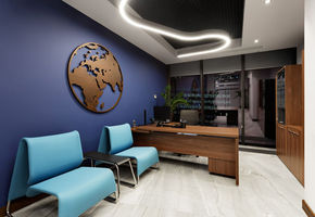 Technological and non-standard: NAYADA for the NIRIT-Xinwei office