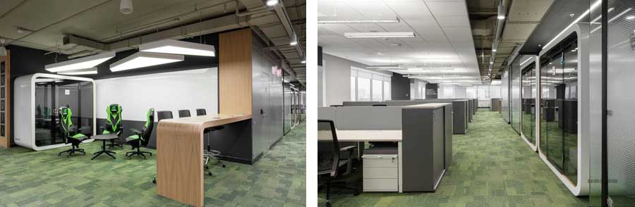 Photo Technological and Efficient Office: NAYADA for NVIDIA
