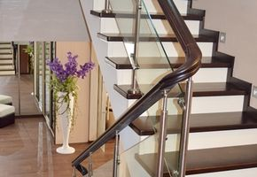 Railing System in project Private cottage